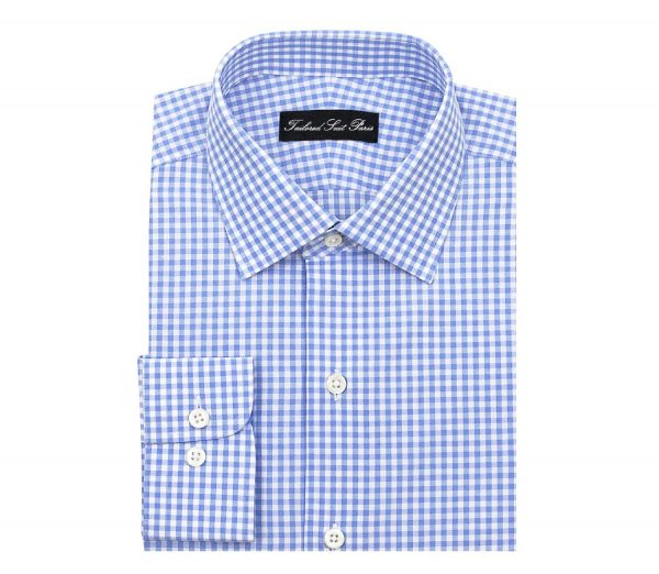 Chemise blanche oxford infroissable