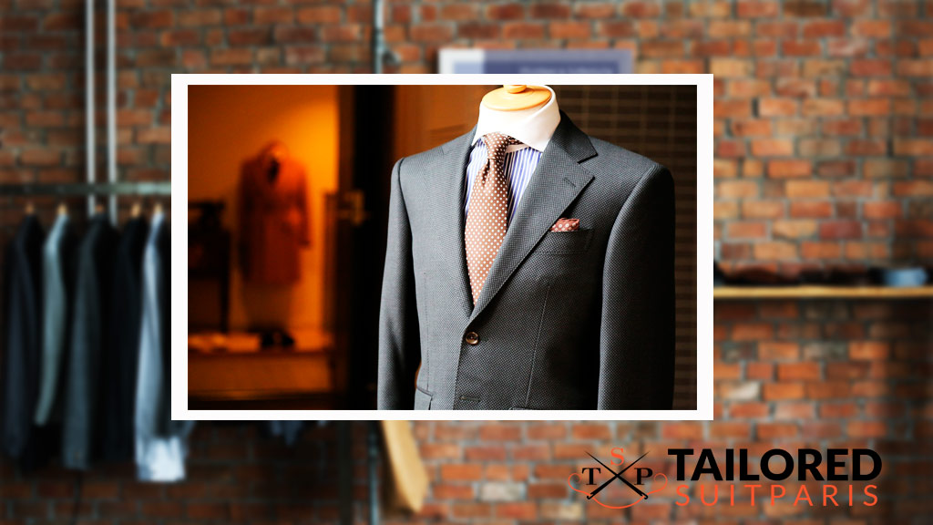 A tailor-made suit is the epitome of elegance.