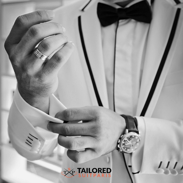 A tailor-made suit will never go out of style