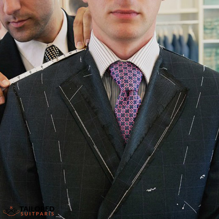 How long does the process of making a tailored suit take?