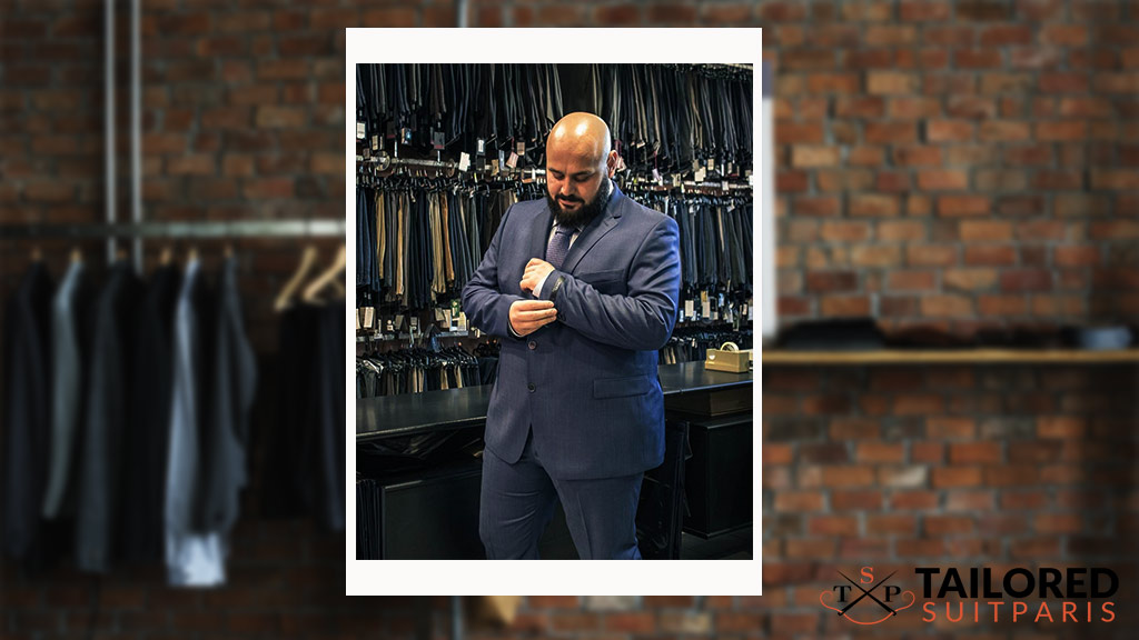 Comment habiller un costume grande taille